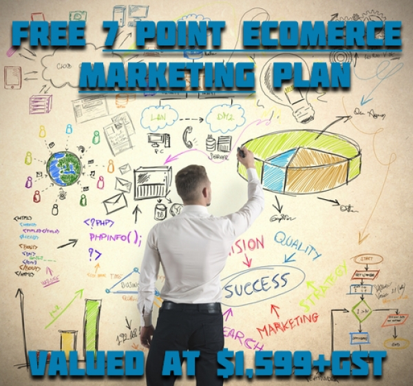 FREE 7 - Point Strategic eCommerce Marketing Plan